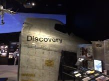 The National Air and Space Museum was very interesting.