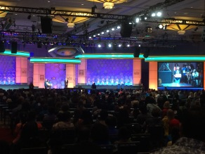 Opening Ceremony of the 2017 Scripps National Spelling Bee.