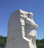 The Martin Luther King Jr. Memorial, Washington, D.C.