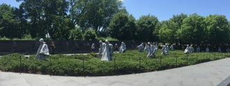 Korean War Veterans Memorial, Washington, D.C.